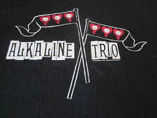 Alkaline Trio Killer 2006 tee shirt Medium Punk Rock