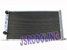 2 ROW Aluminum Radiator for 1994-1998 Volkswagen Golf MK3 JETTA VR6 2.8L MT New