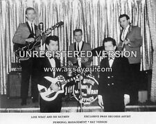 "Link Wray and his raymen 10"" x 8"" Photograph no 1"