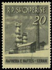 ALBANIA 698 (Mi785) - Tirana Food Processing Plant (pa53766)