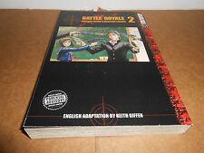 Battle Royale Vol. 2 Manga Graphic Novel Book in English