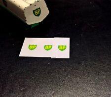 Matchbox Lesney    N25  BP Tanker   Set of stickers,  No truck,