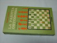 (Porreca) La partita ortodossa 1973 Mursia