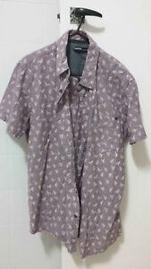Deacon Short Sleeve Thick Shirt - Size: XL