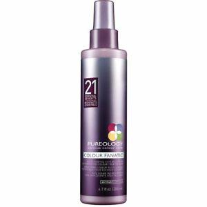 Pureology Colour Fanatic 21 Essential Benefits 6.7 oz