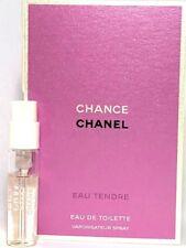 CHANEL CHANCE EAU TENDRE Eau De Toilette Spray VIAL 0.06 Oz / 2 ml SAMPLE SIZE