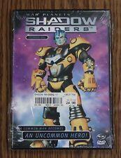 Shadow Raiders Vol. 1: Uncommon Heroes (DVD, 2001) BRAND NEW DVD