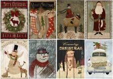 Decoupage-Serviettentechnik-Softpapier-Vintage-Nostalgie-Weihnachten-12218