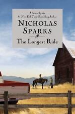 "The Longest Ride by Nicholas Sparks:  ""FIRST EDITION""   (2013, Hardcover)"