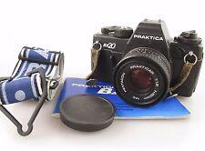 Analoge Kamera Praktica BX 20 Kamera / Prakticar 1,8 50mm analog für Film