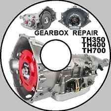GM HQ HJ WB VB-VH VN-VP TH350 TH400 TH700 GEARBOX REPAIR REBUILD CD