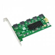 Syba SI-PCI40074 PCI Mount 5 Port SATA II Port Multiplier Card
