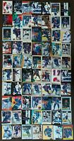 QUEBEC NORDIQUES ---  Lot of 70 INSERT cards