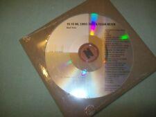 Yo-Yo Ma, Chris Thile & Edgar Meyer           ** PROMO CD **         Bach Trios