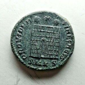 Constantine II As Caesar A.D. 317-337 Æ follis Ancient Authentic Roman coin
