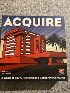 ACQUIRE Avalon Hill Board Game Finance Stock Market 2008 HTF rare