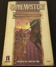 Gamemastery MAP PACK TOURNAMENT PZO4011 Paizo Pathfinder D&D Cards Shrink SW NEW