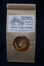 Thompson's Sugar Shack Peanut Brittle 3 oz