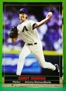 Randy Johnson card 2004 Sports Illustrated For Kids #410