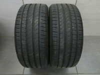 2x Sommerreifen Pirelli Cinturato P7 245/40 R18 97Y MOE RFT / 6,5 mm / DOT xx18
