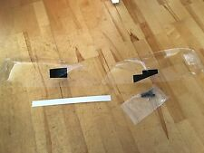 RARE VAUXHALL OPEL ASTRA G MK4 HEADLIGHT HEADLAMP CLEAR PROTECTOR COVERS BERTONE