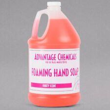 4 Case Advantage Chemicals 1 Gallon Foaming Hand Soap For Foam Dispenser Bulk