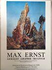 Max Ernst Original 1990 Exhibition Poster