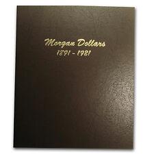 Dansco Album #7179 - Morgan Dollars 1891-1921 - SKU #565