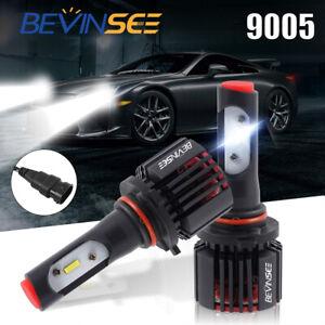 9005 HB3 LED Headlight Bulbs 50W 6000LM White For Chrysler PT Cruiser 2000-2010