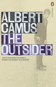 Penguin classics: The outsider by Albert Camus (Paperback) Fast and FREE P & P