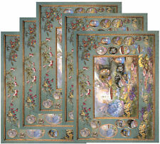 FAIRY LAMP DECOUPAGE PAPER,Pack of 10, Quality 100gsm Peg Maltby