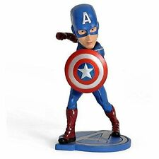 NECA The Avengers Captain America Head Knocker Bobblehead