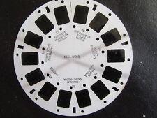 BILDSCHEIBE für Stereobox-Reel No.3-3D Bildbetrachter-DDR Spielzeug