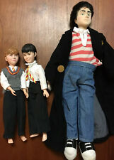 HARRY POTTER LOT Dolls Figures Harry Potter and Ron Weasley