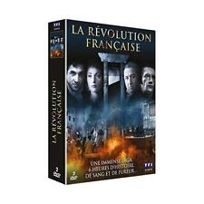 DVD Neuf - La Révolution française-Version intégrale lumière and Les années terr