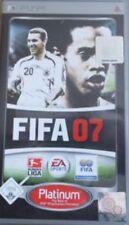 FIFA 07 (Platinum) - PSP