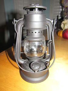 Feuerhand Superbaby No. 175 bicycle kerosene lantern w/etched globe