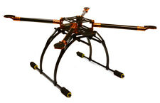 INTEGY RC C25864ORANGE Custom Carbon Fiber Quadcopter Upgrade Frame 550 Foldable