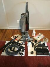 Kirby Heritage Ii 2-Hd Vacuum Cleaner W/All Accessories & Reno Shampoo System.