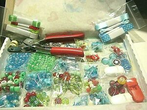 Dummy/Pram Clip Starter Kit, Xmas Cracker's 2 (++ 3 Free Gifts + instruction)