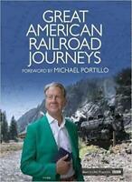 Great American Railroad Journeys By Michael Portillo. 9781471167362