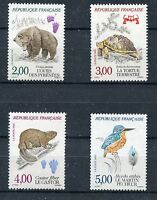STAMP / TIMBRE FRANCE NEUF ** SERIE N° 2721 AU 2724 FAUNE