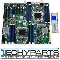 Supermicro X9DAX-7F Rev 1.02 Intel Dual LGA2011 EE-ATX Motherboard System Board