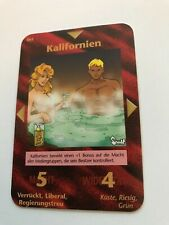 Kalifornien : Illuminati German Inwo Ccg 1996 card, Liberal Coastal, California