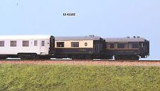 LS MODELS  41102 SNCF set carrozze LE MISTRAL carrozze A8u + CIWL