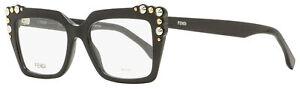 Fendi  Eyeglasses FF0262 807 Black 51mm 262