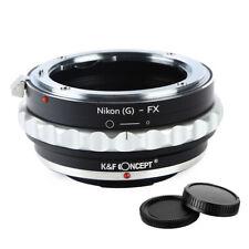 K&F Concept adapter for Nikon G mount lens to Fujifilm X-Pro2,X-A2,X-E1.X-T1