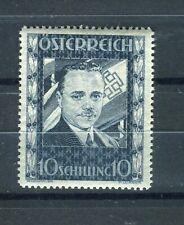 Österreich Michelnummer 588 Dollfuß 10 Schilling postfrisch (3919)