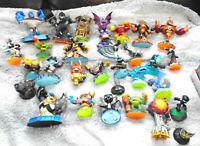 Huge Lot of Skylanders Lot Wii 30 Skylanders Figures Toys
