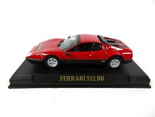 Ferrari 512 BB 1:43 - IXO Altaya DIECAST MODEL CAR KJ21